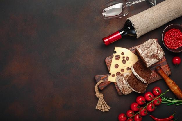 Блюда, подходящие к белым и красным винам